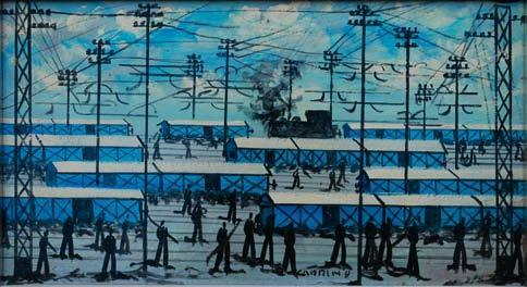 Scalo ferroviario, Giuseppe Carrino