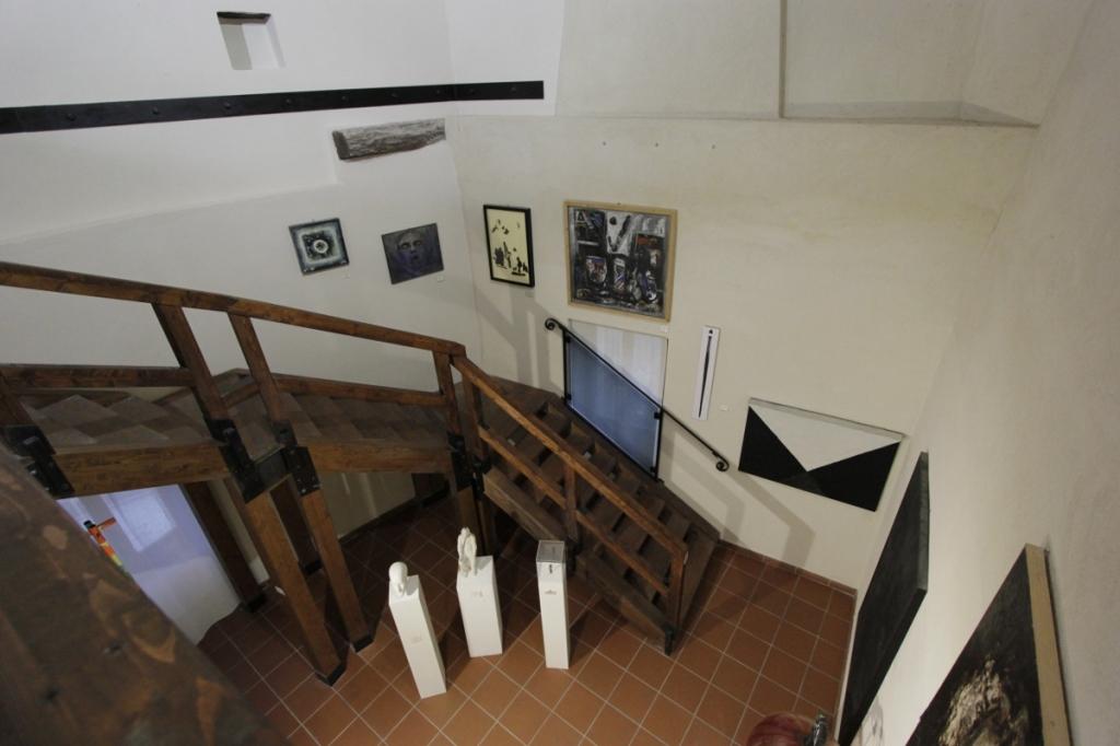 Museo delle arti - piano primo