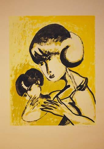 Maternità - Remo Brindisi